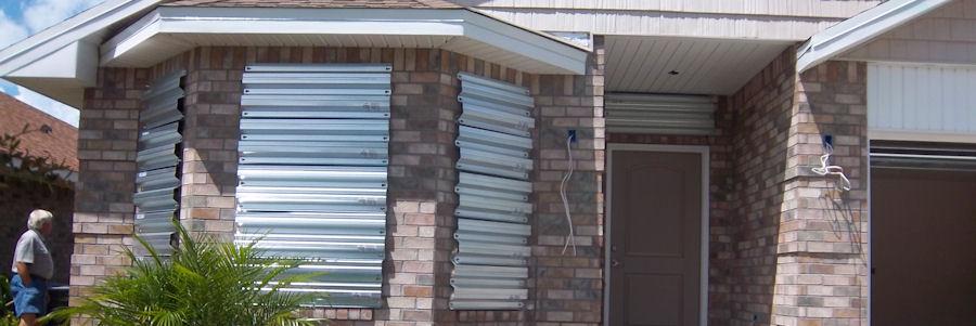 Hurricane Shutters Melbourne Florida Hurricane Storm